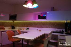 Virtuves virsma un galdi