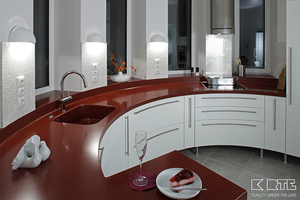 A Solid Surface Worktop In The Kitchen Is Very Practical Solution We Offer Various Functional Solutions To Supplement Your