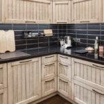 Virtuves virsma ar ūdens līsti