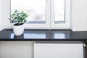 Palodze ar ventilācijas resti