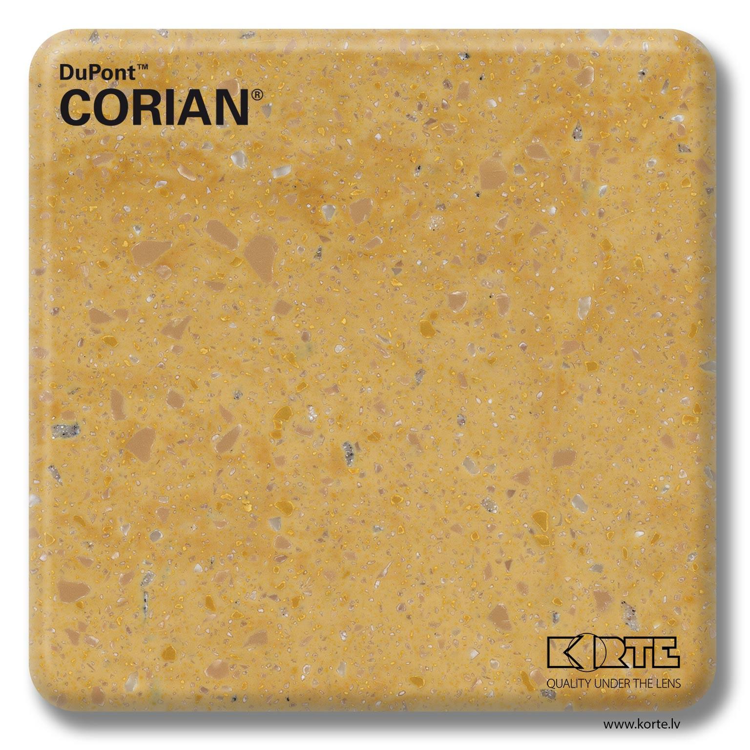 DuPont Corian Aztec Gold