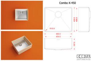 Combo K 450