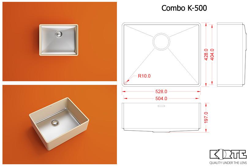 Combo K 500