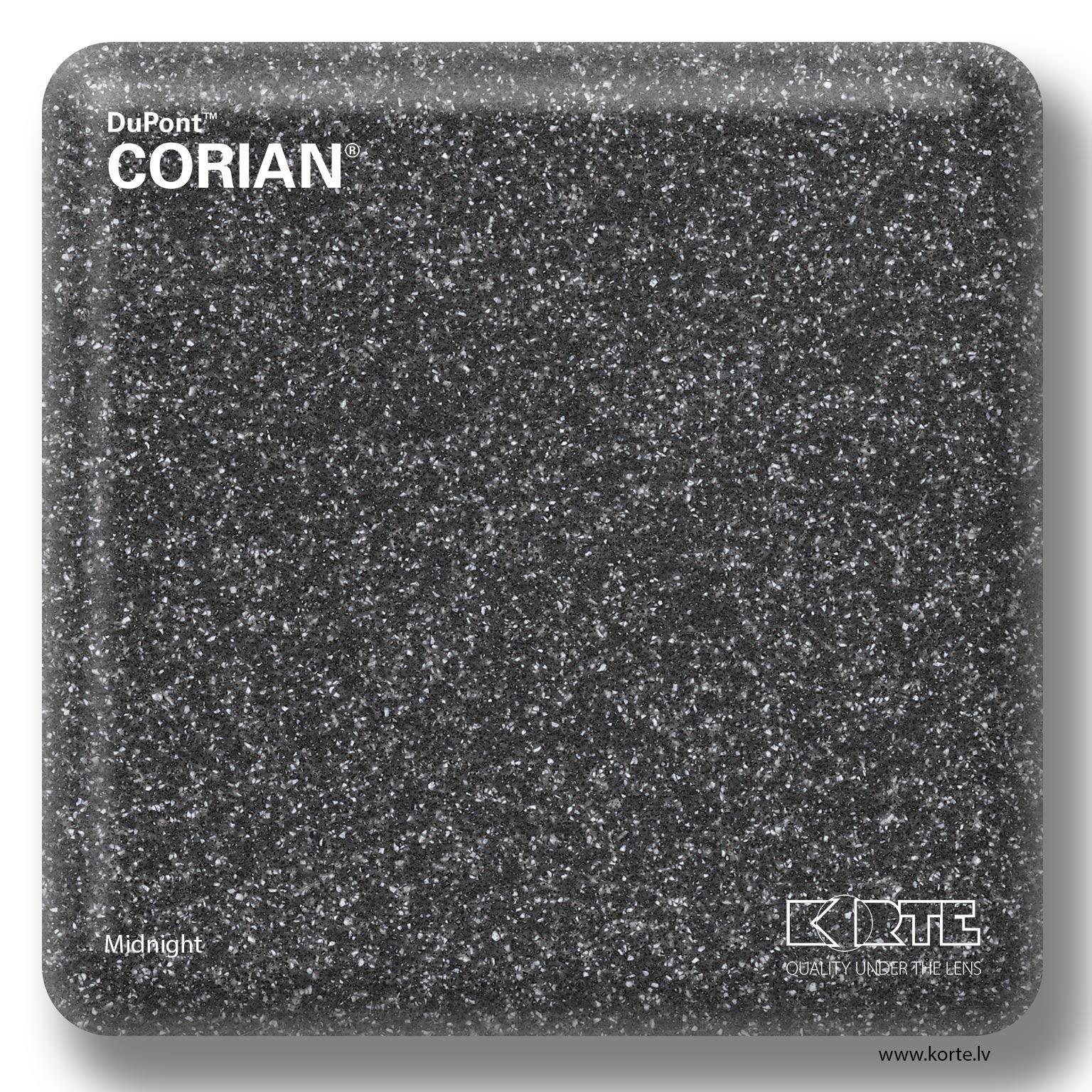 Corian Midnight