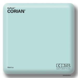Corian Mint Ice