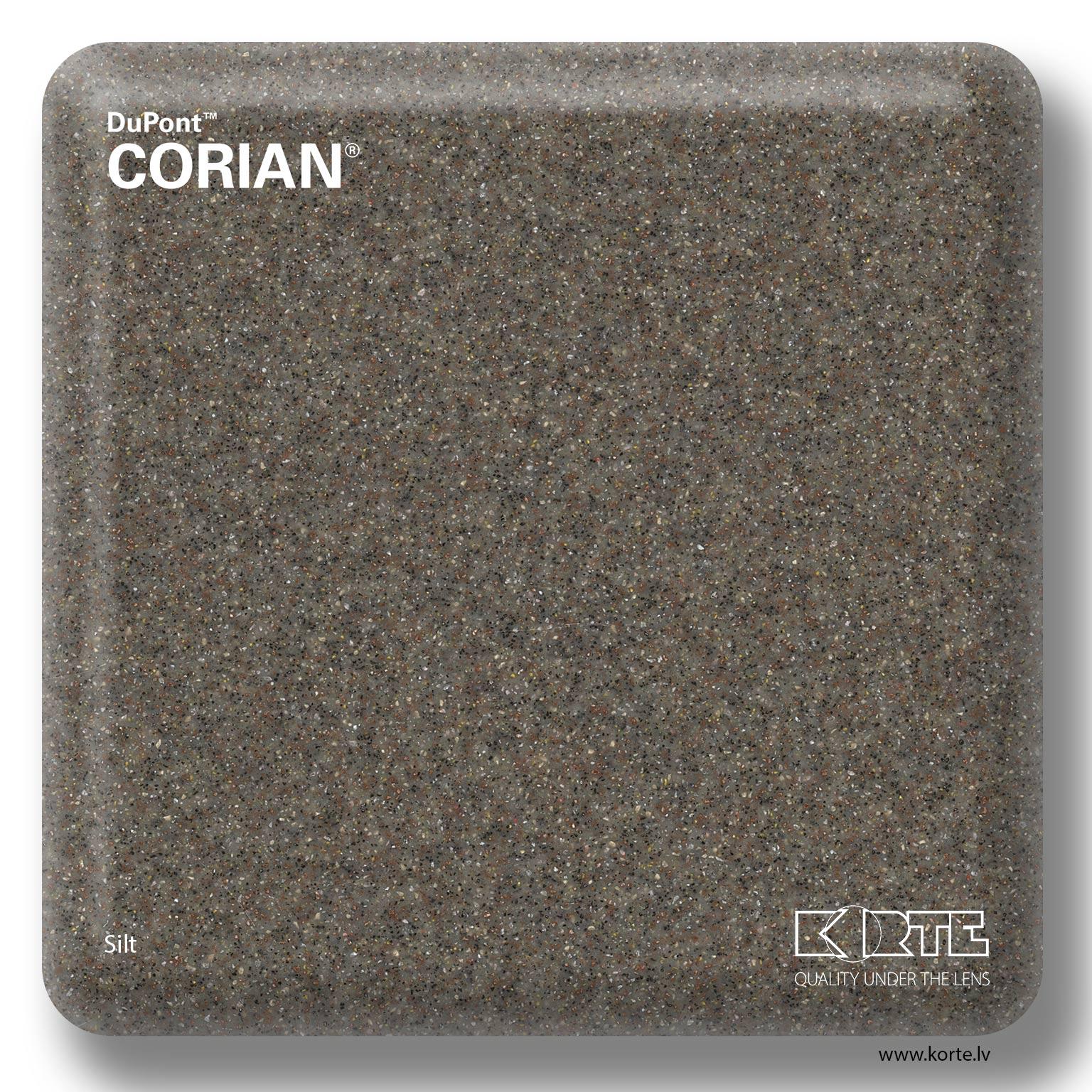 Corian Silt