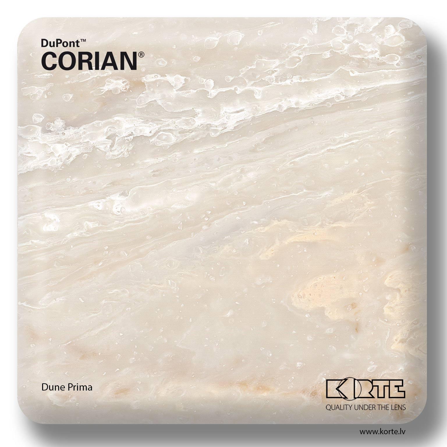 Corian Dune Prima