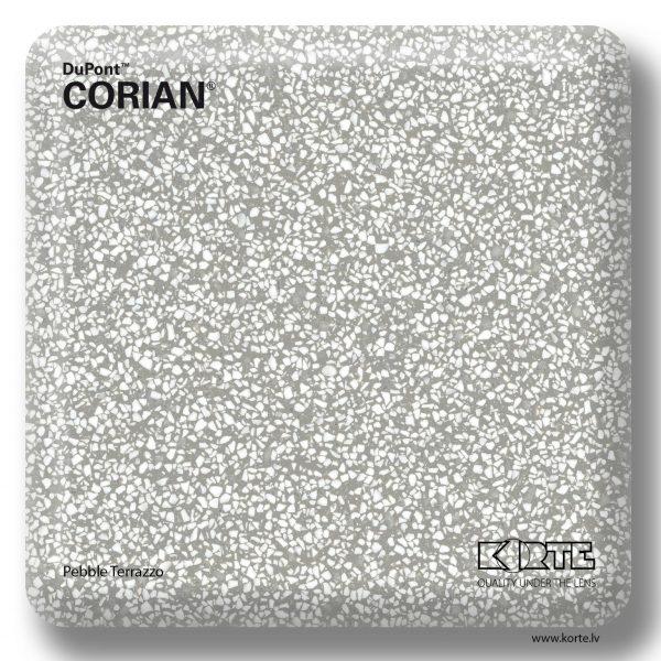Corian Pebble Terrazzo