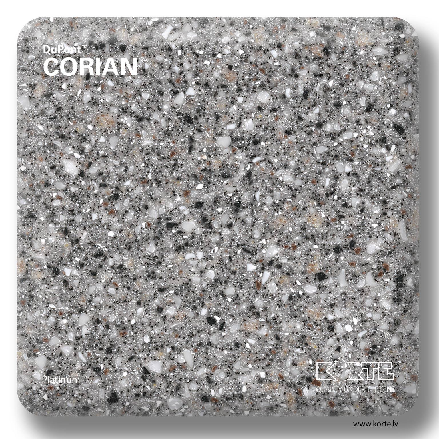 Corian Platinum