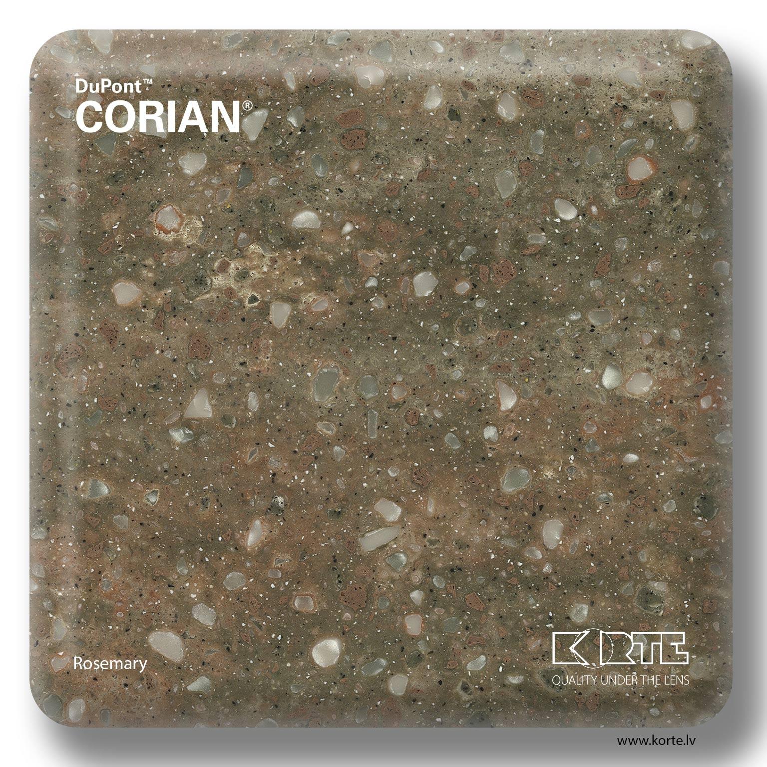 Corian Rosemary