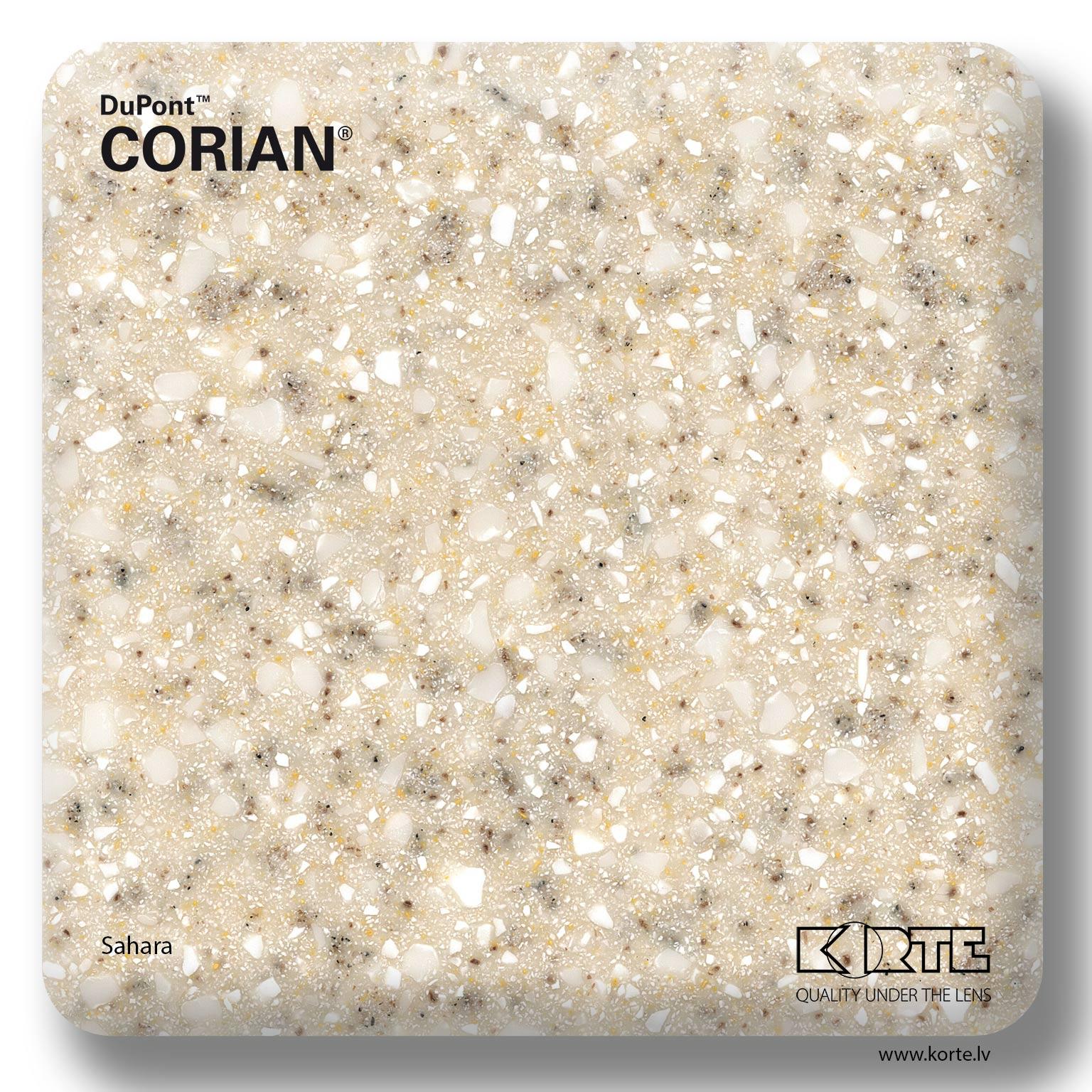 Corian Sahara