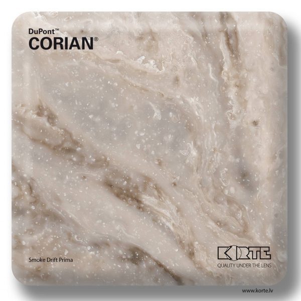 Corian Smoke Drift Prima