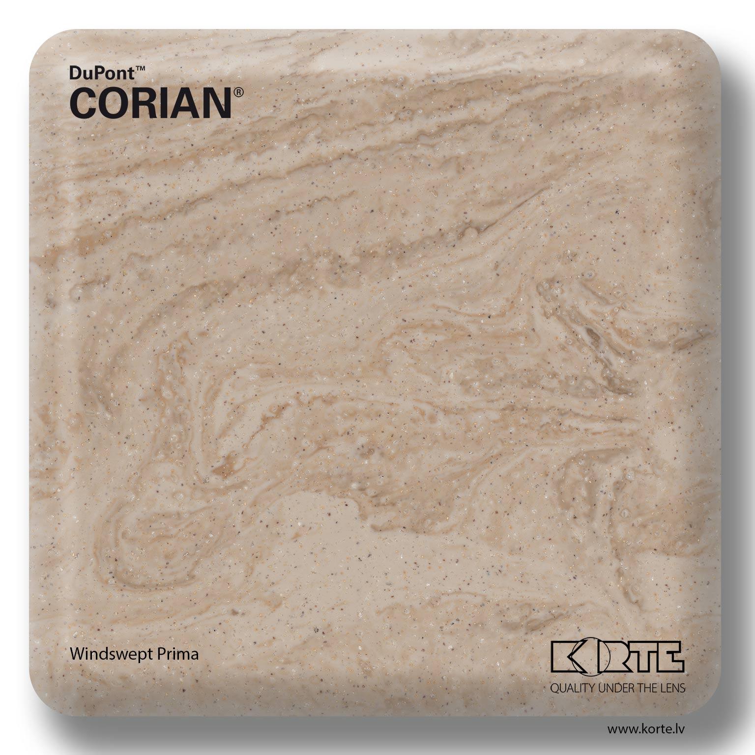 Corian Windswept Prima