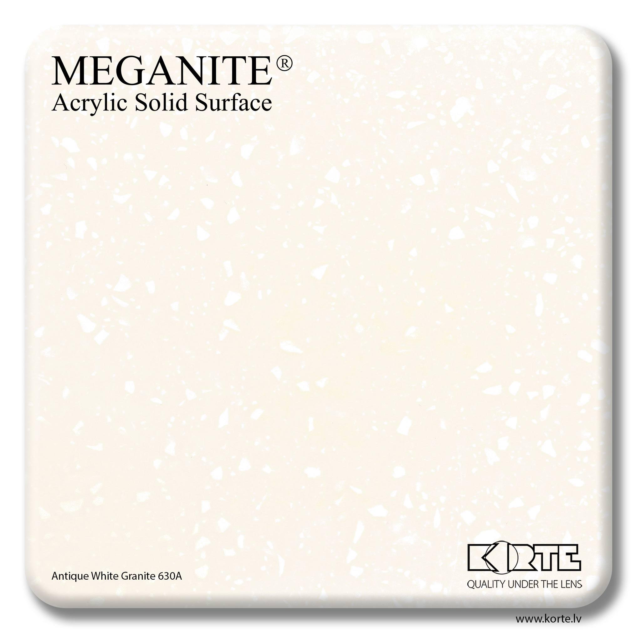 Meganite Antique White Granite 630A