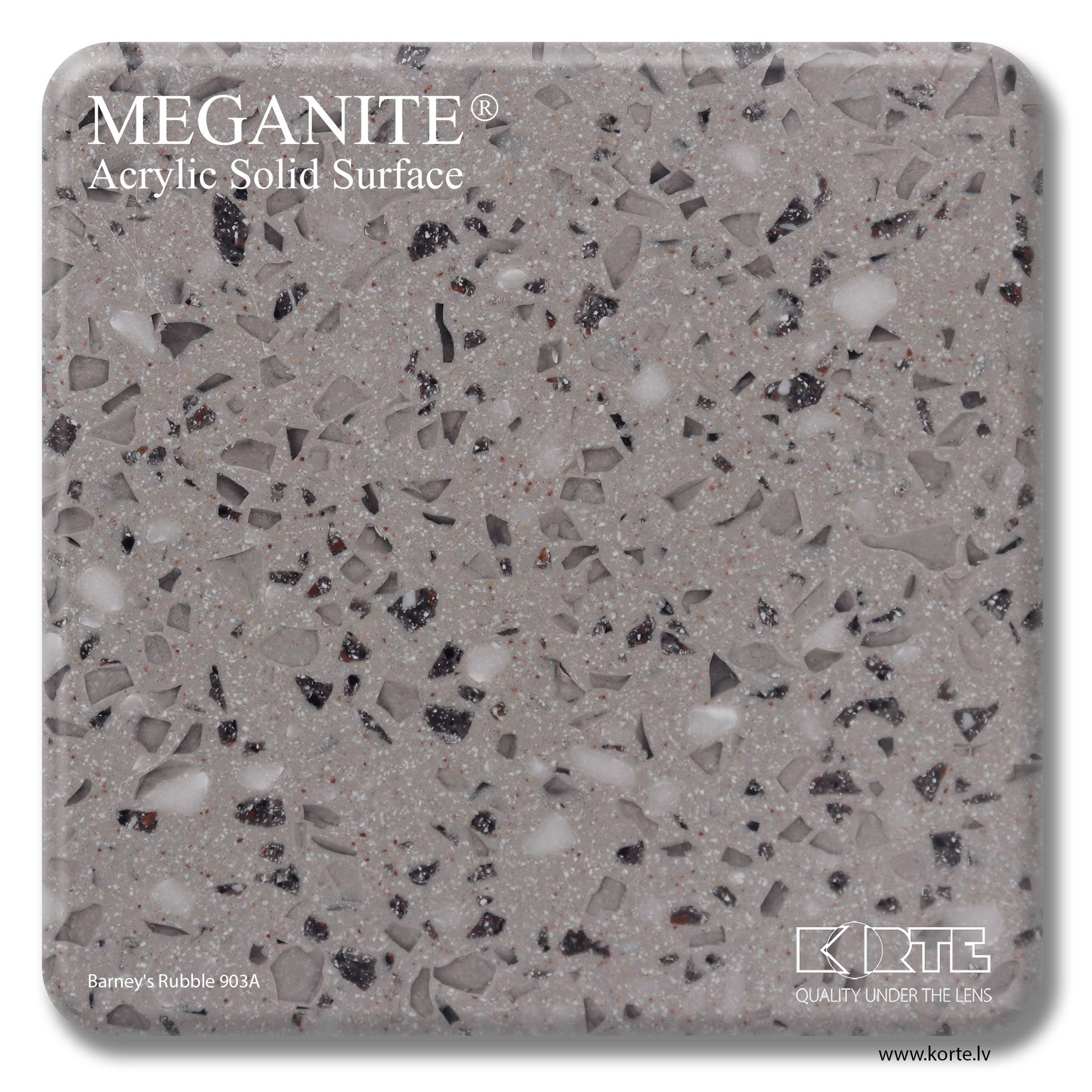 Meganite Barneys Rubble 903A