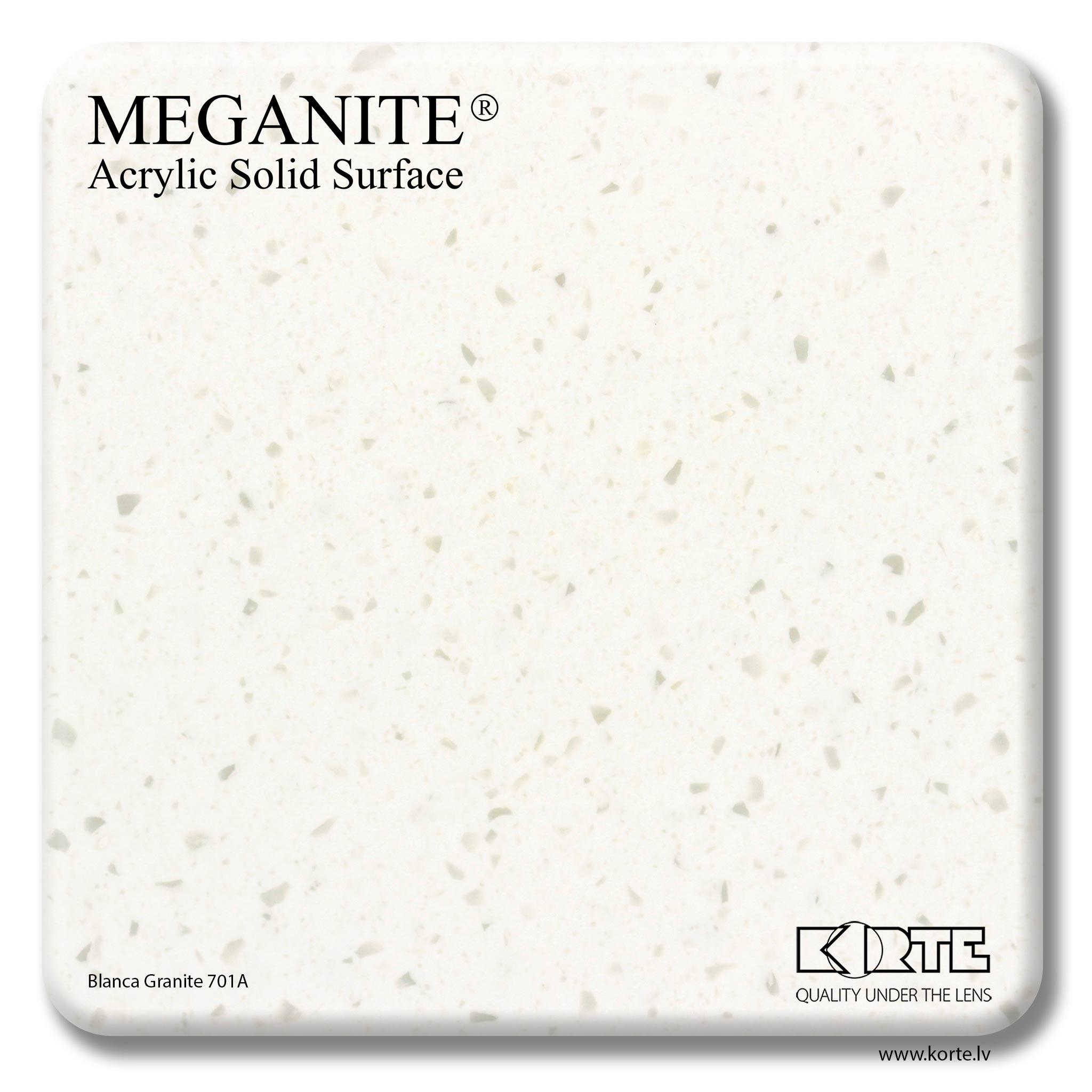 Meganite Blanca Granite 701A