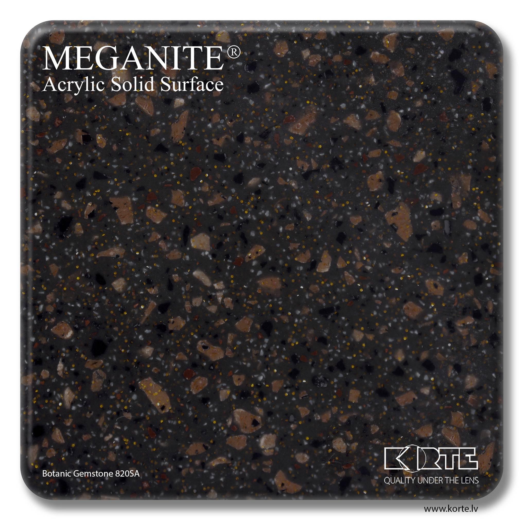 Meganite Botanic Gemstone 820SA