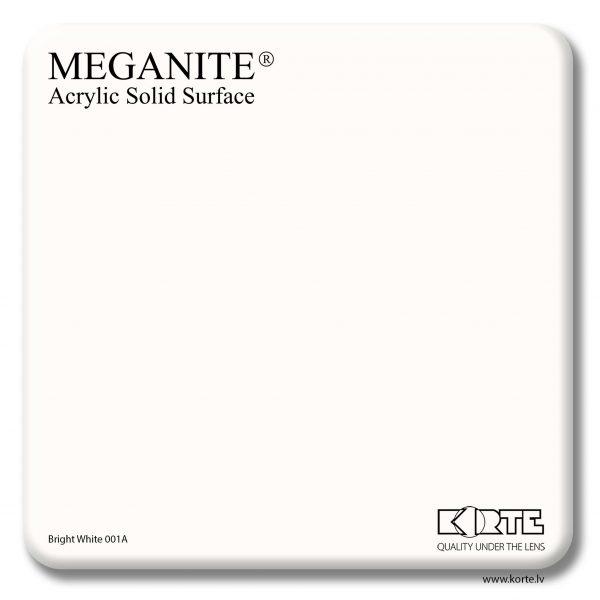 Meganite Bright White 001A