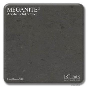 Meganite Charcoal Concrete M023