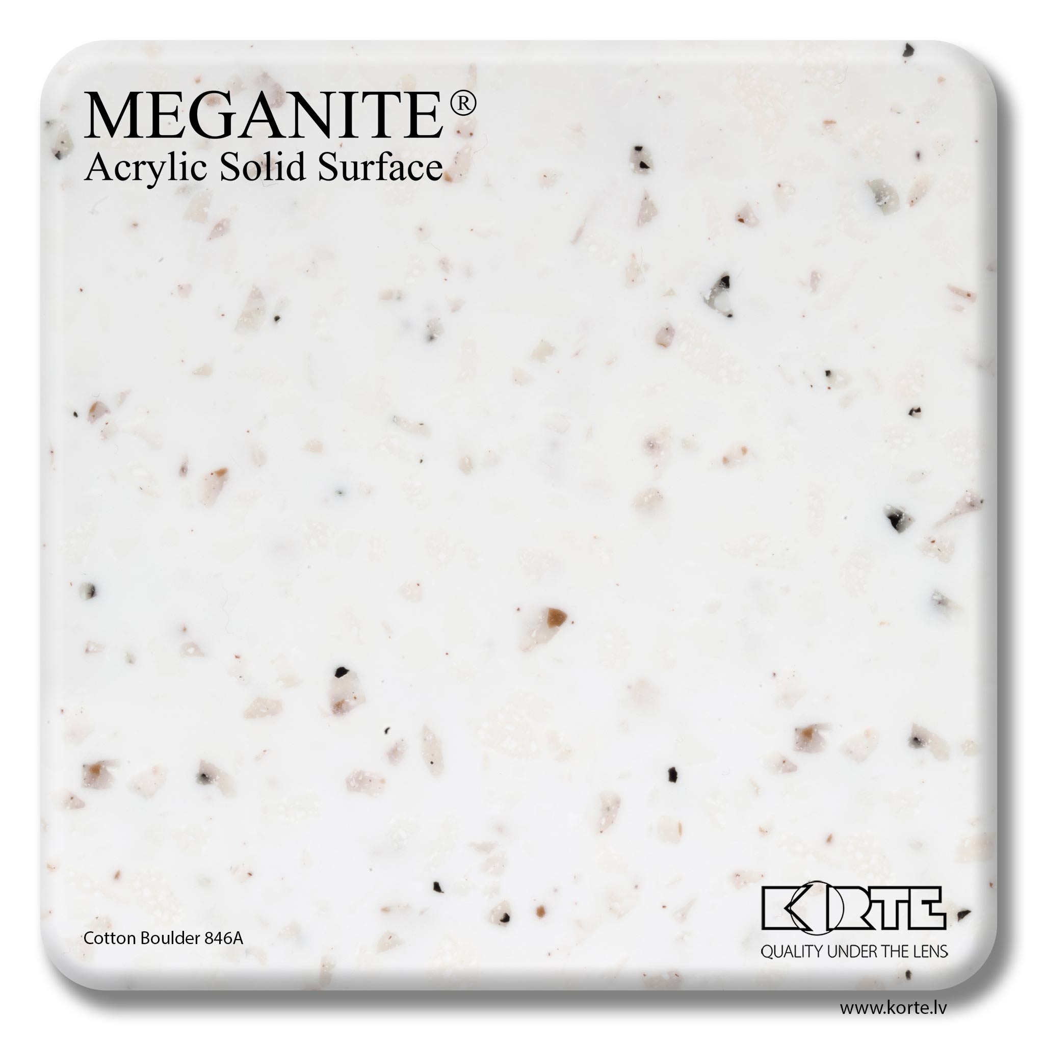 Meganite Cotton Boulder 846A