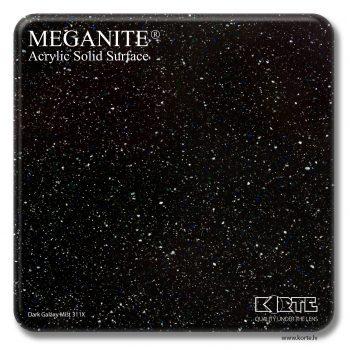 Meganite Dark Galaxy Mist 311X