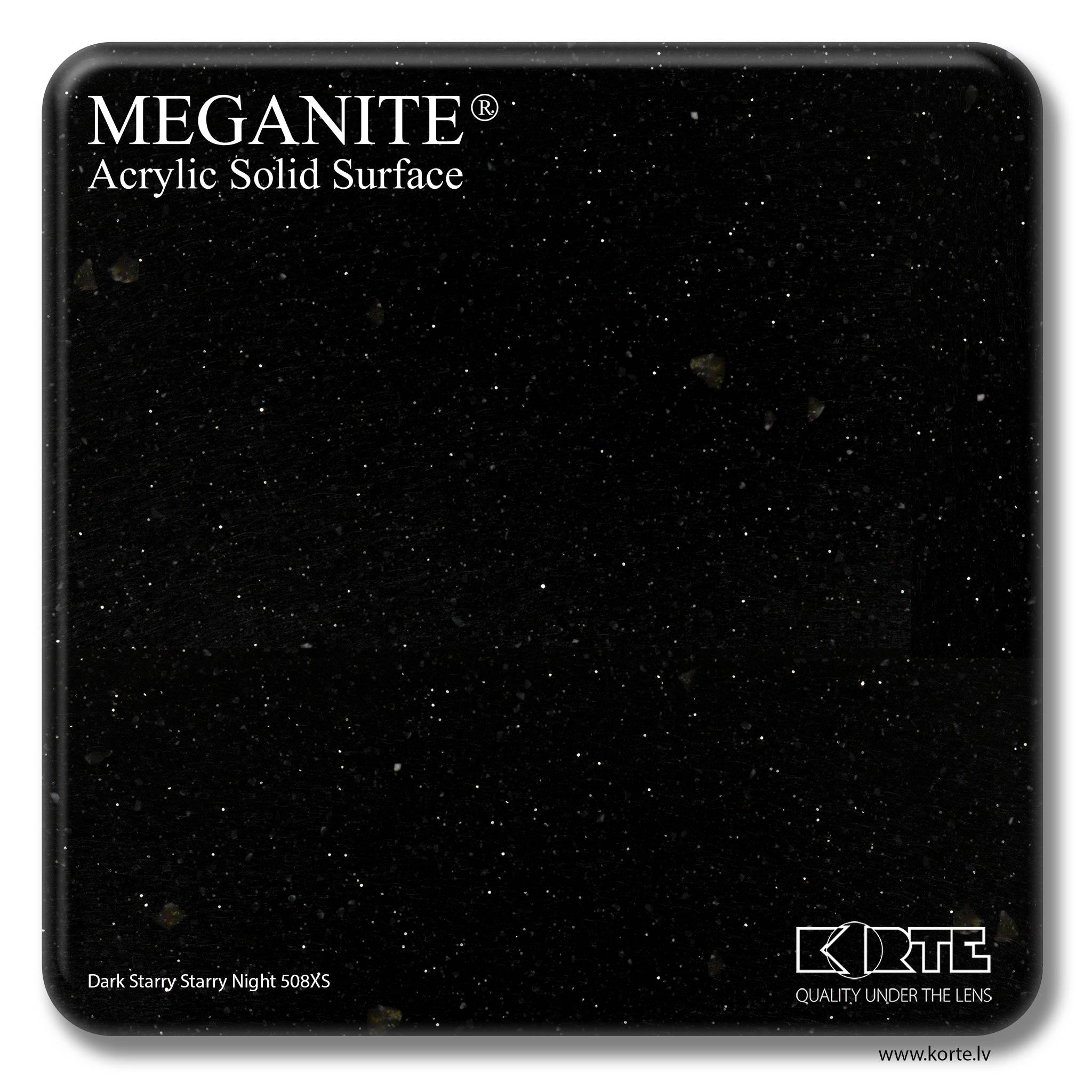 Meganite Dark Starry Starry Night 508XS