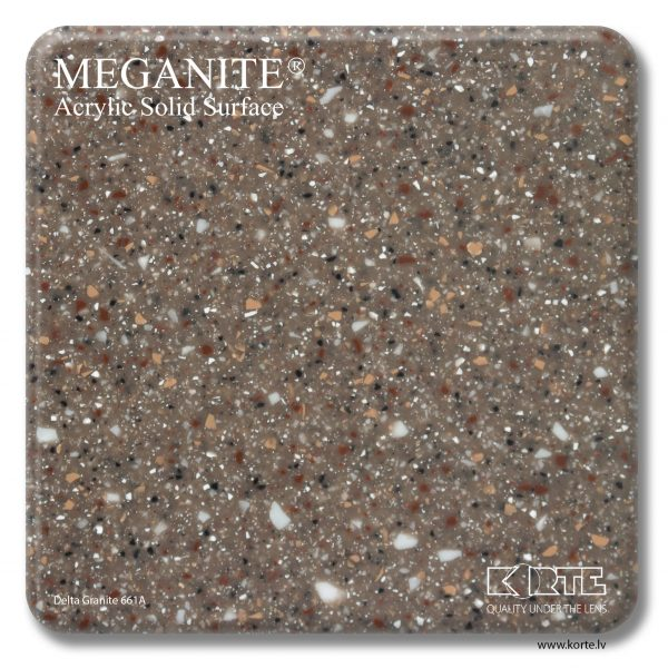 Meganite Delta Granite 661A
