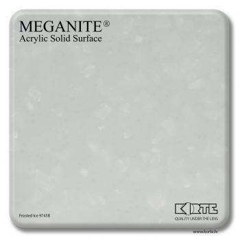 Meganite Frosted Ice 9745B