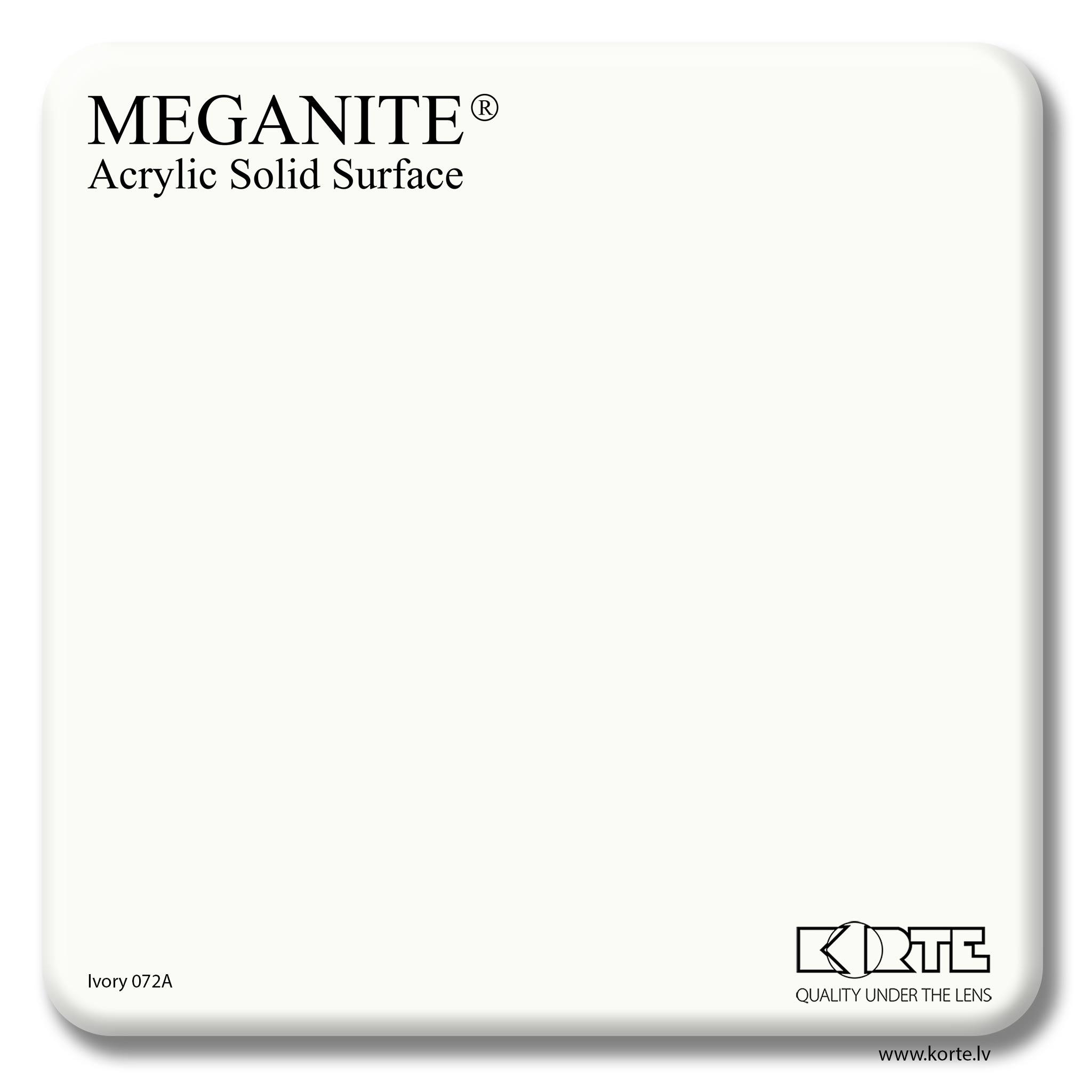 Meganite Ivory 072A