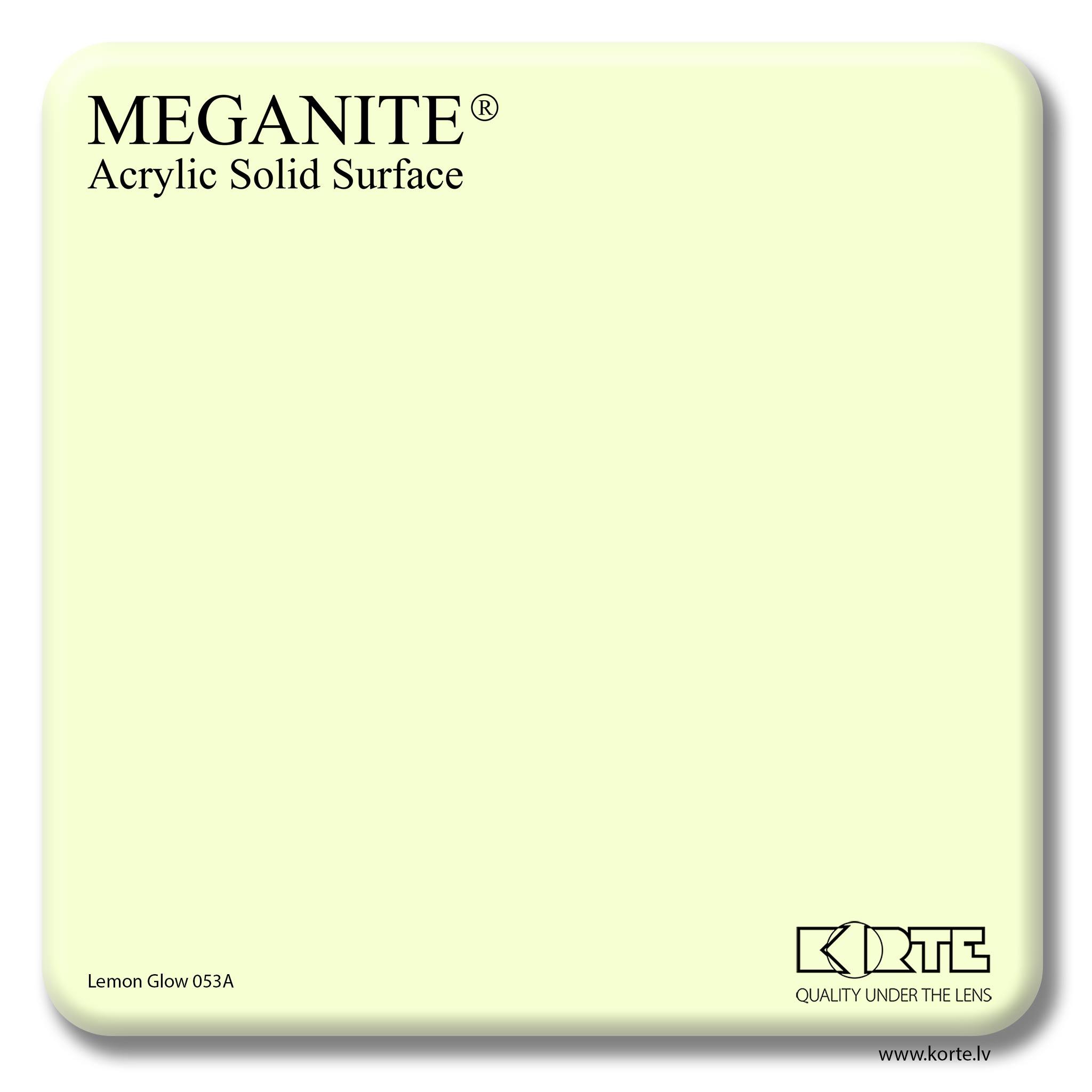 Meganite Lemon Glow 053A