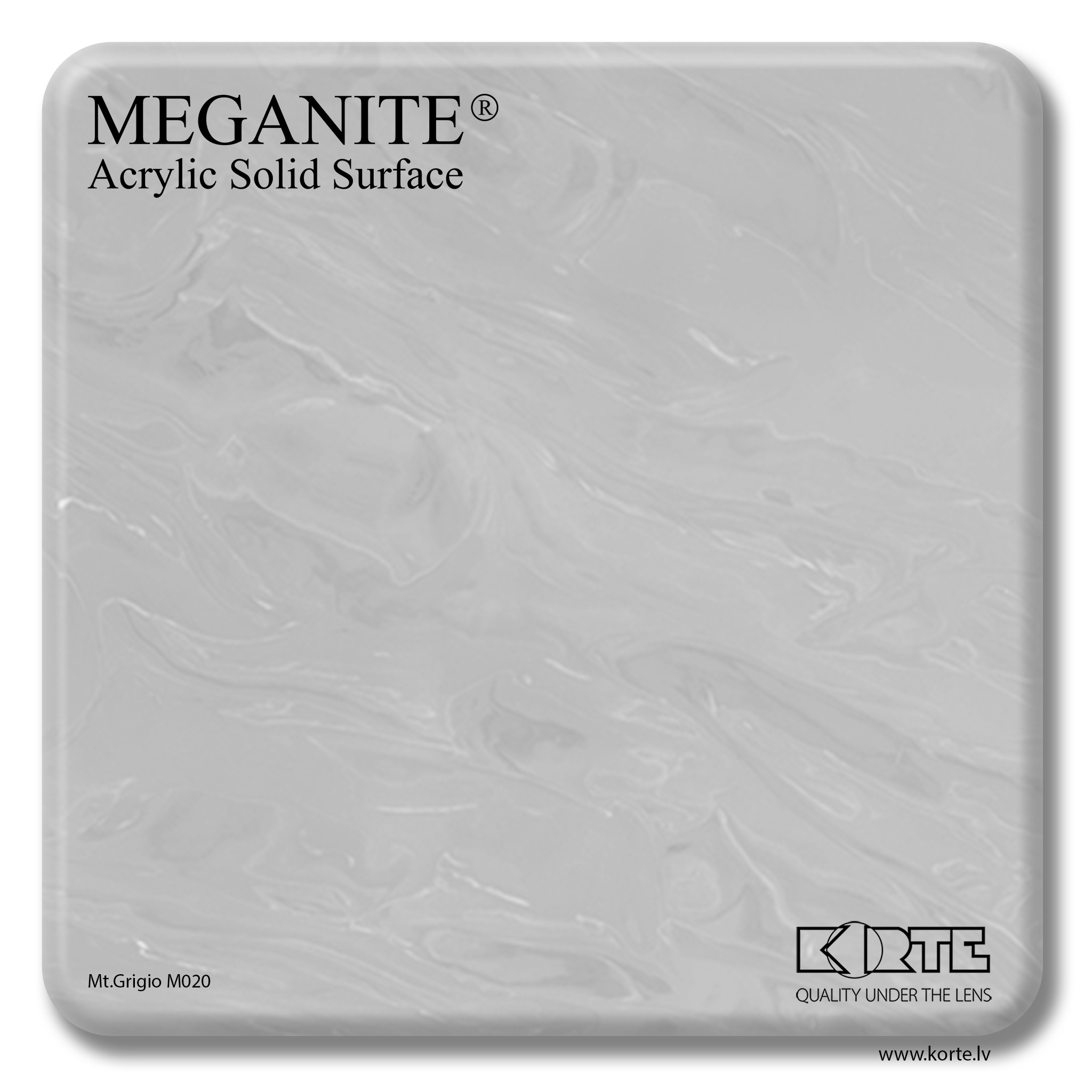 Meganite Mt.Grigio M020