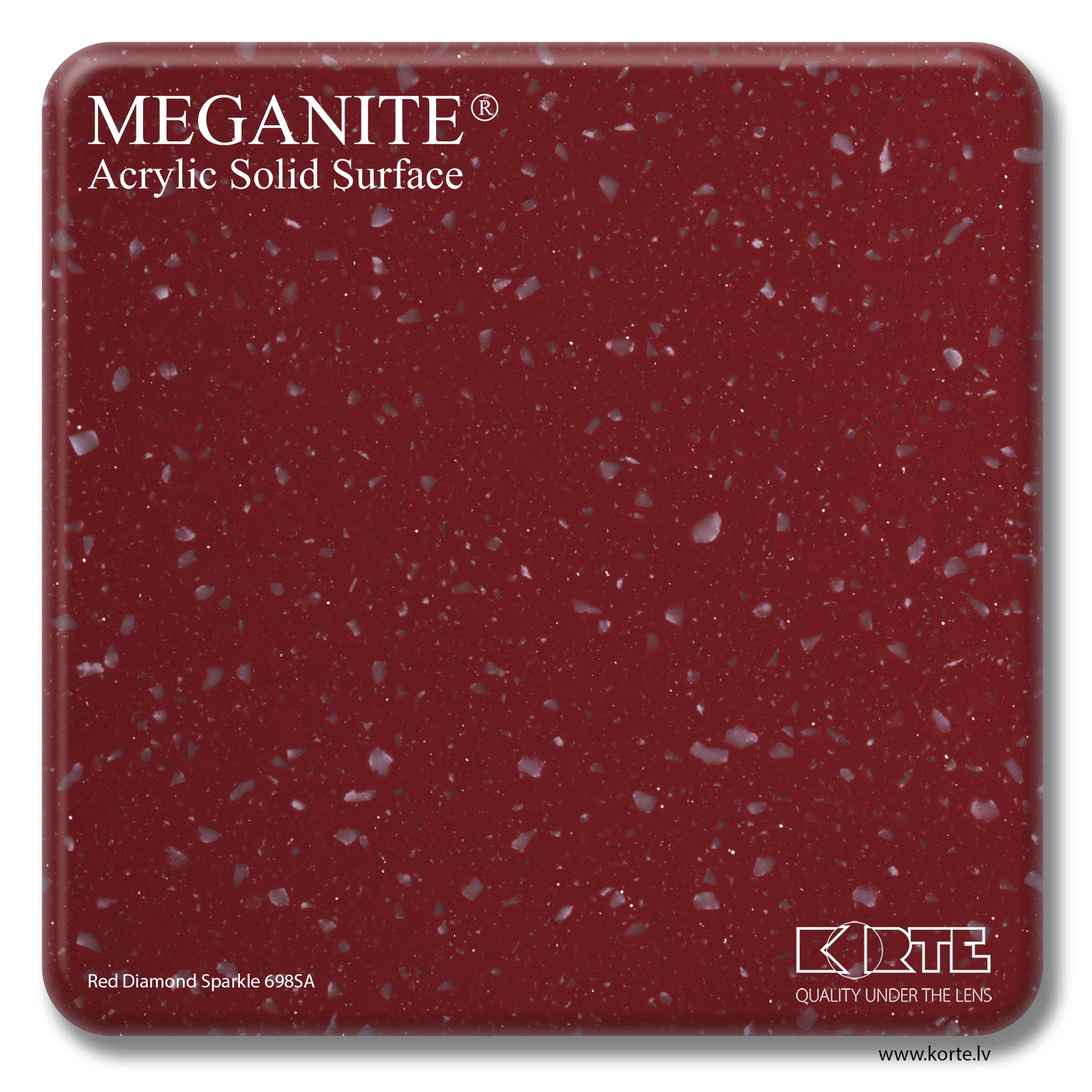 Meganite Red Diamond Sparkle 698SA