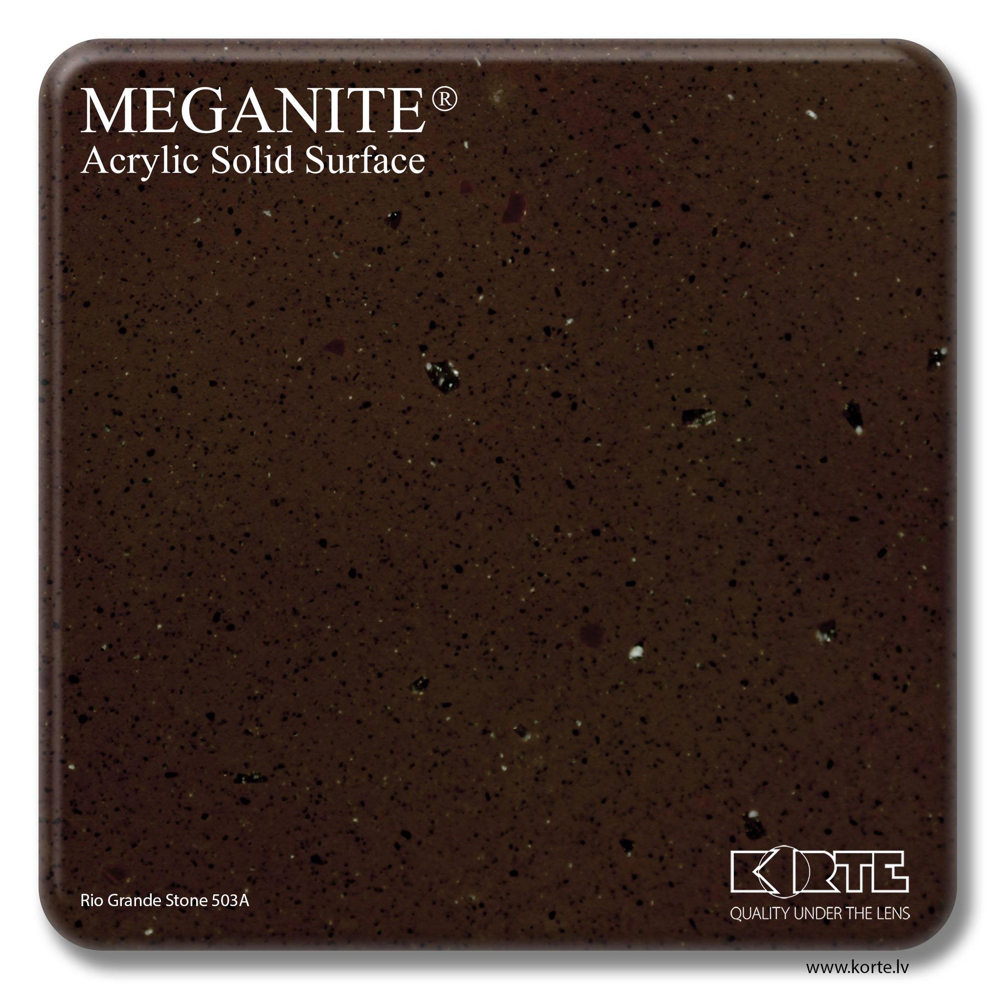 Meganite Rio Grande Stone 503A