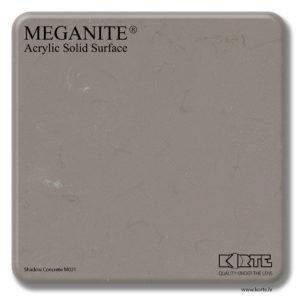 Meganite Shadow Concrete M021
