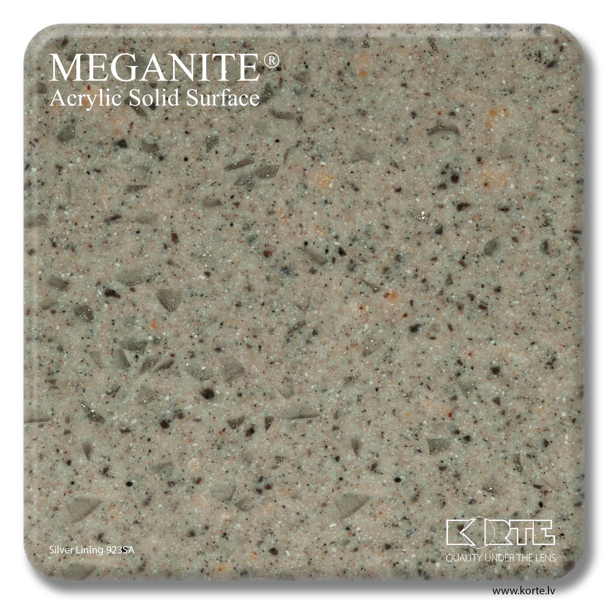 Meganite Silver Lining 923SA