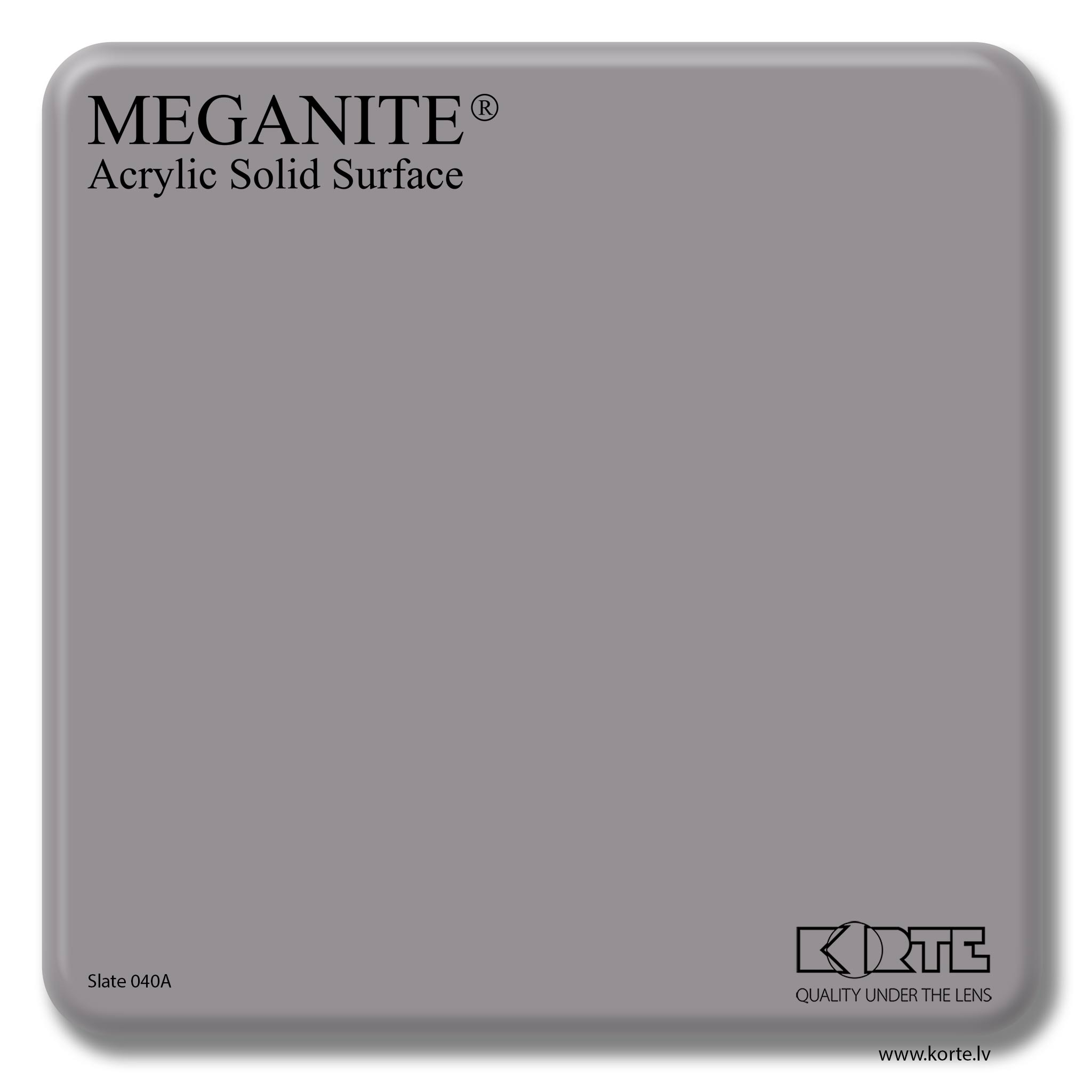 Meganite Slate 040A