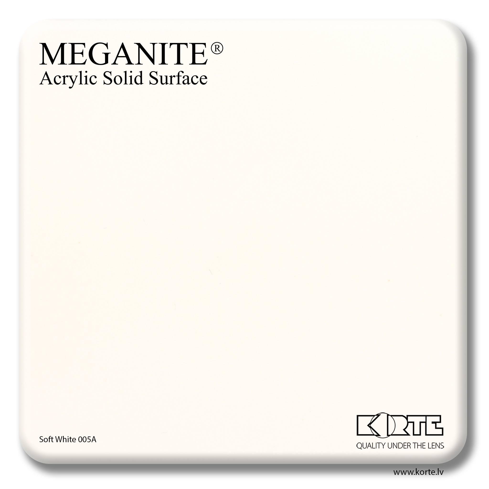 Meganite Soft White 005A