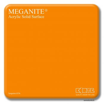 Meganite Tangerine 077A