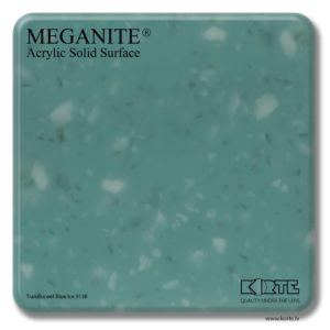 Meganite Translucent Blue Ice 913B