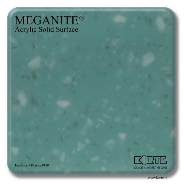 Meganite Translucent Blue Ice 913B
