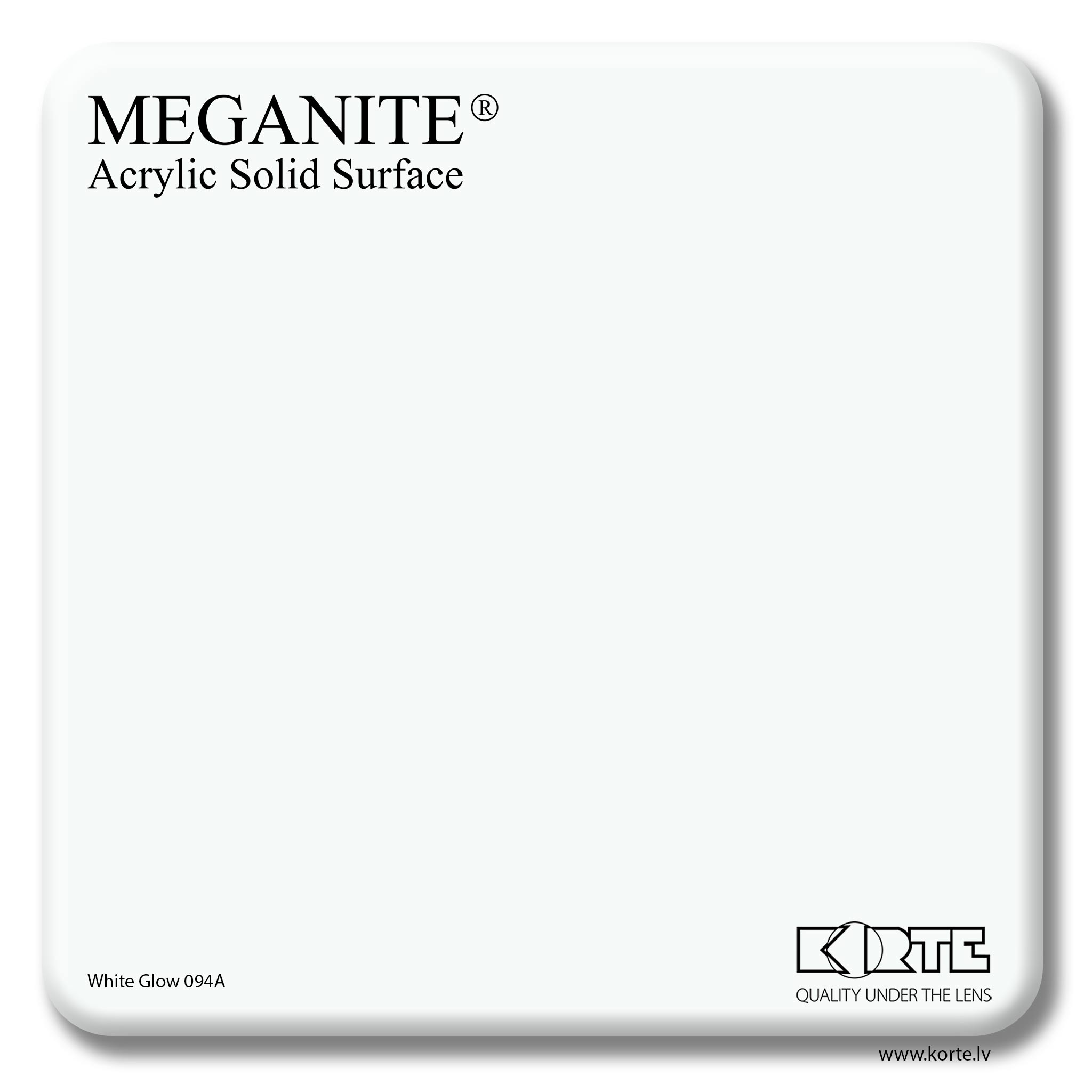 Meganite White Glow 094A