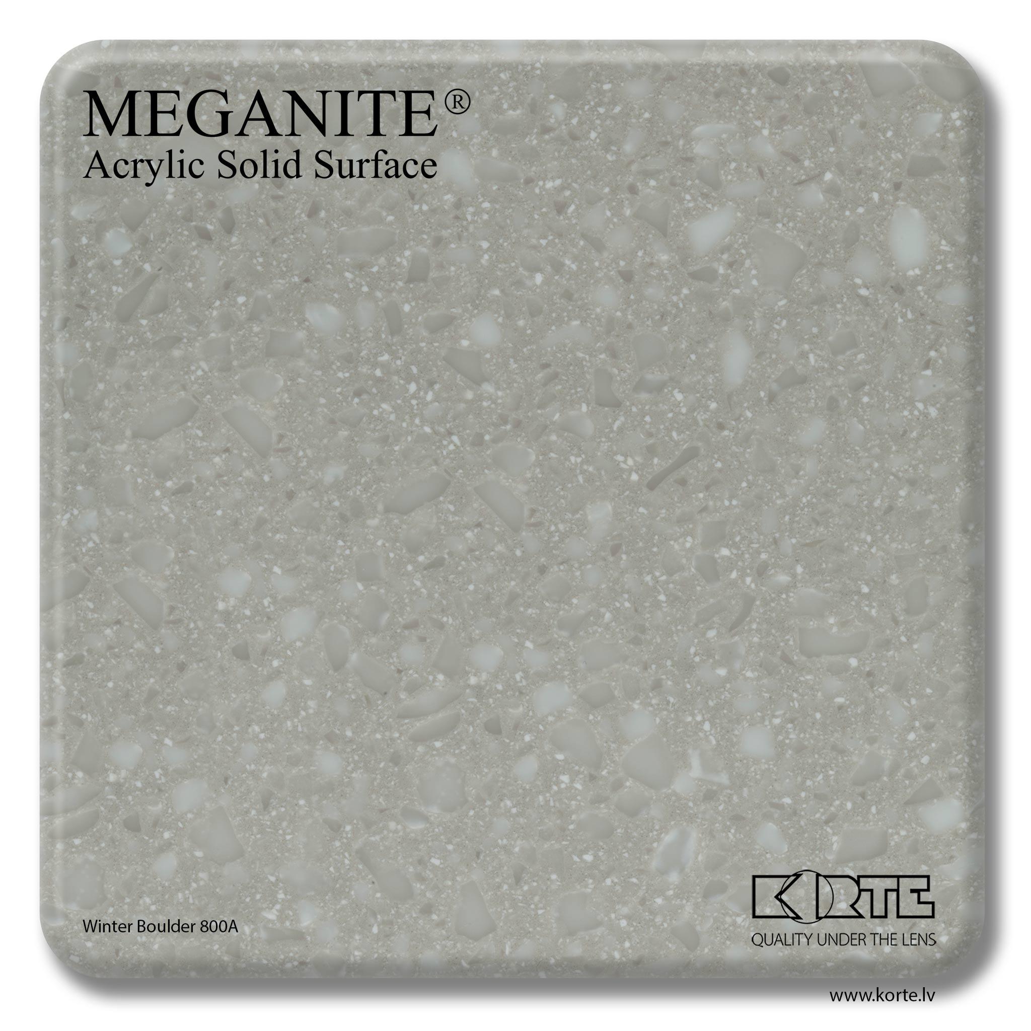 Meganite Winter Boulder 800A