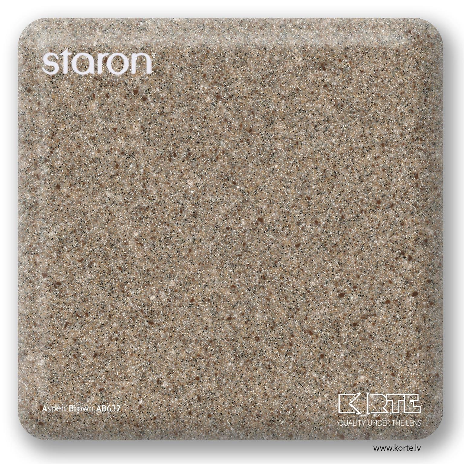 Staron Aspen Brown AB632