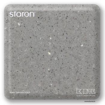 Staron Aspen Concrete AC629