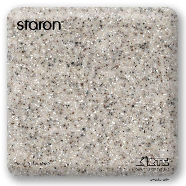Staron Aspen Pepper AP640