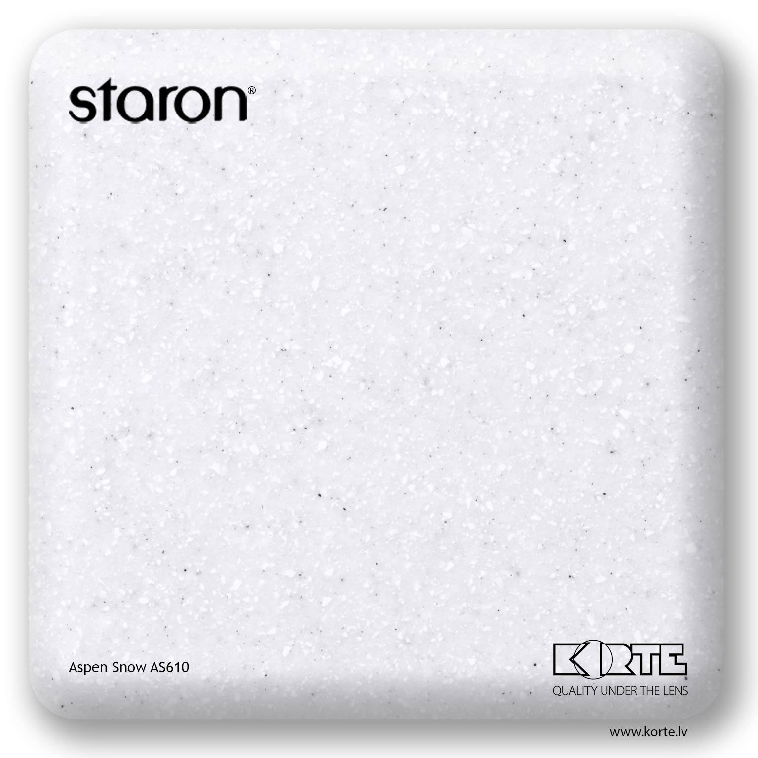 Staron Aspen Snow AS610
