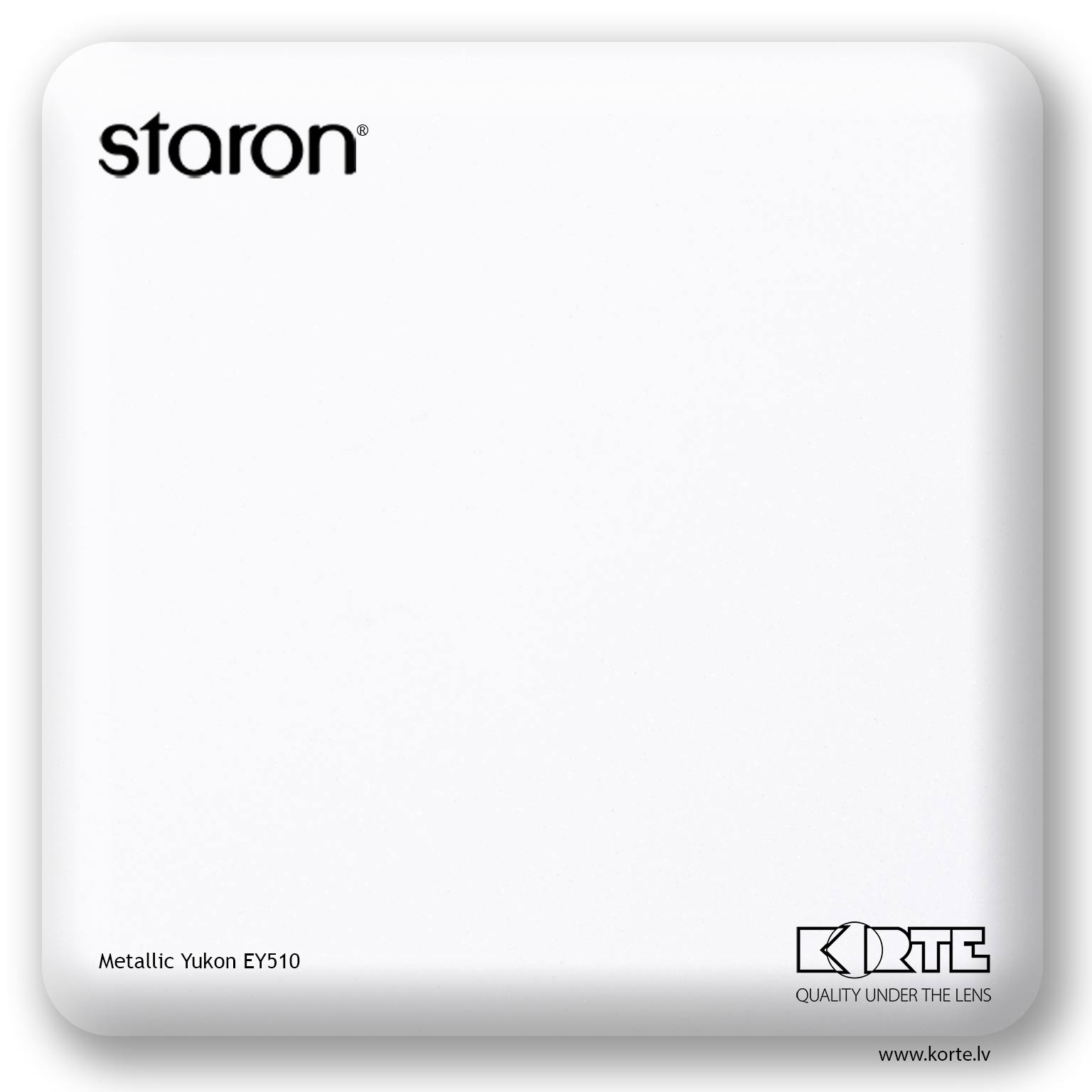 Staron Metallic Yukon EY510