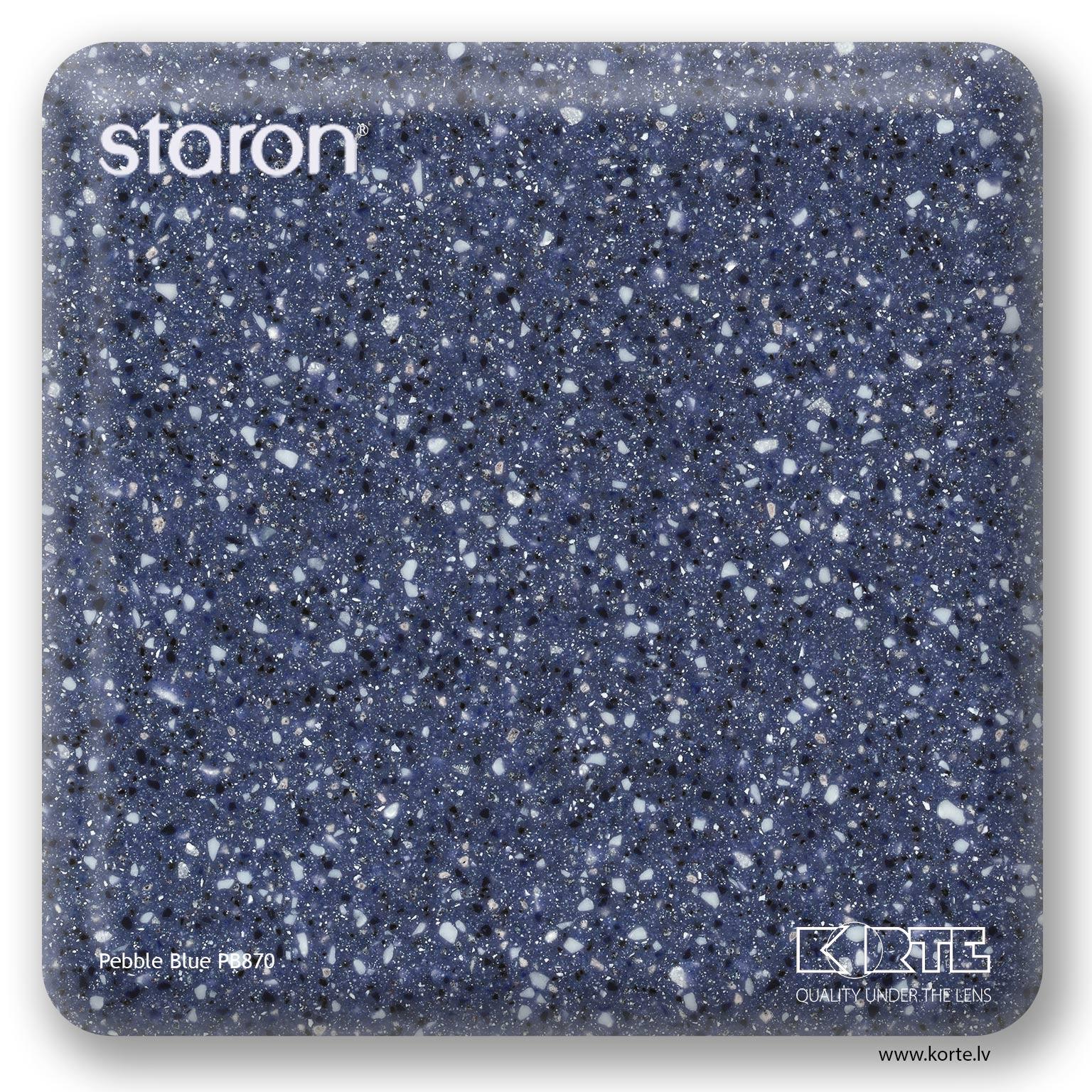 Staron Pebble Blue PB870