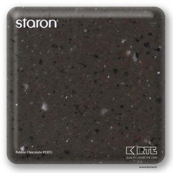 Staron Pebble Chocolate PC855