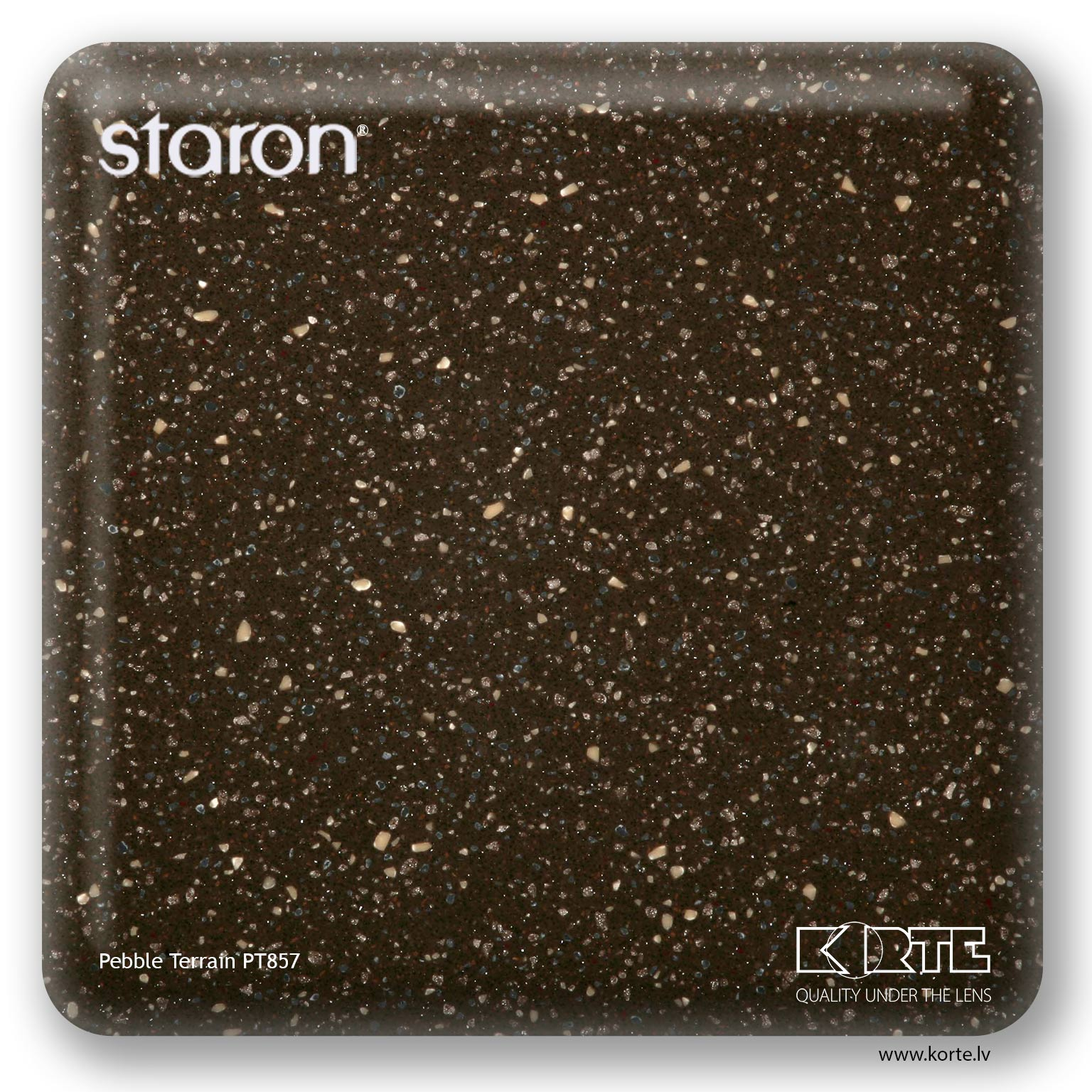 Staron Pebble Terrain PT857